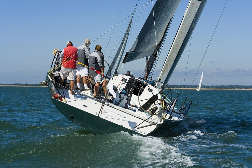 Do you feel alienated by the corporate sailing day?