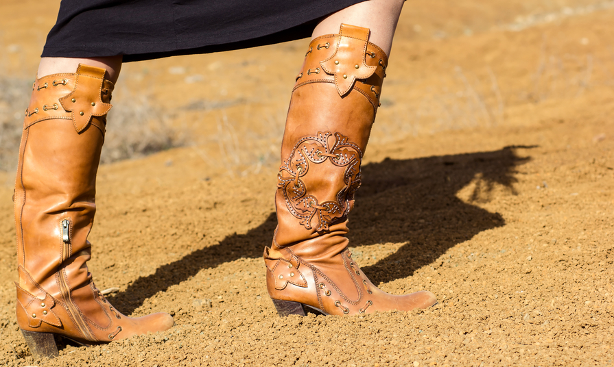Show us Your Boots, Love