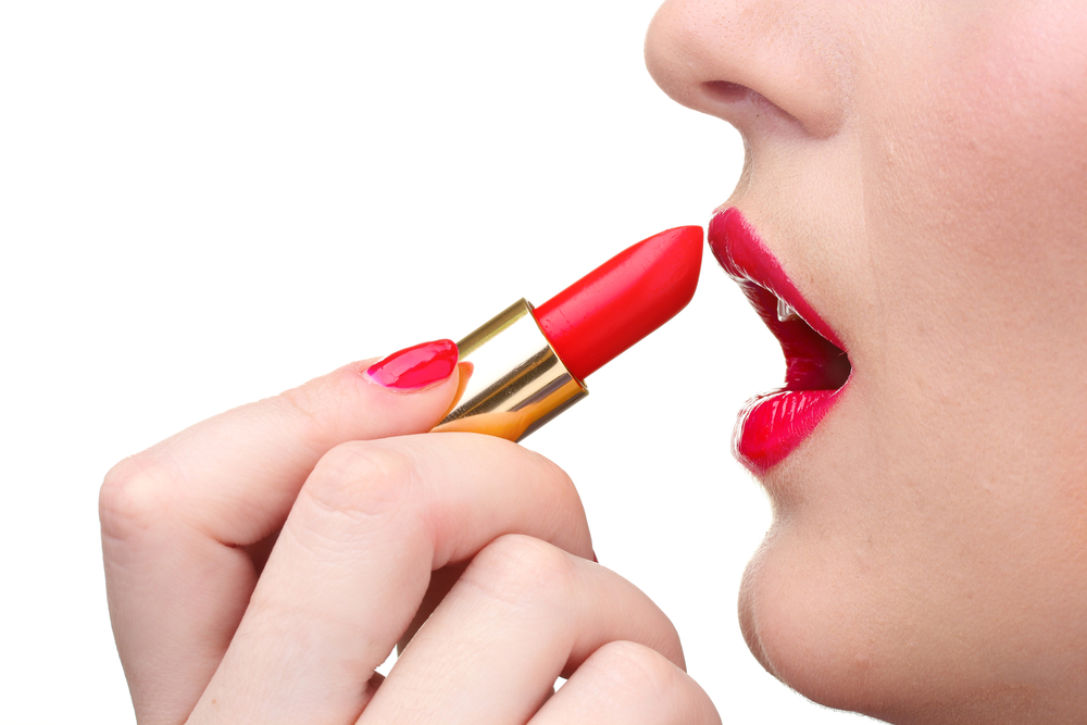 The red lip-stick theory