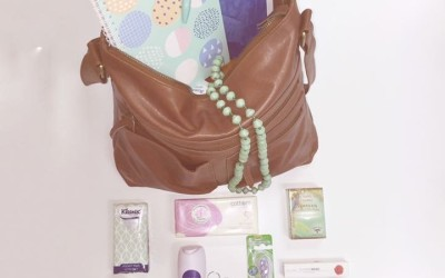 How to create your #itsinthebag