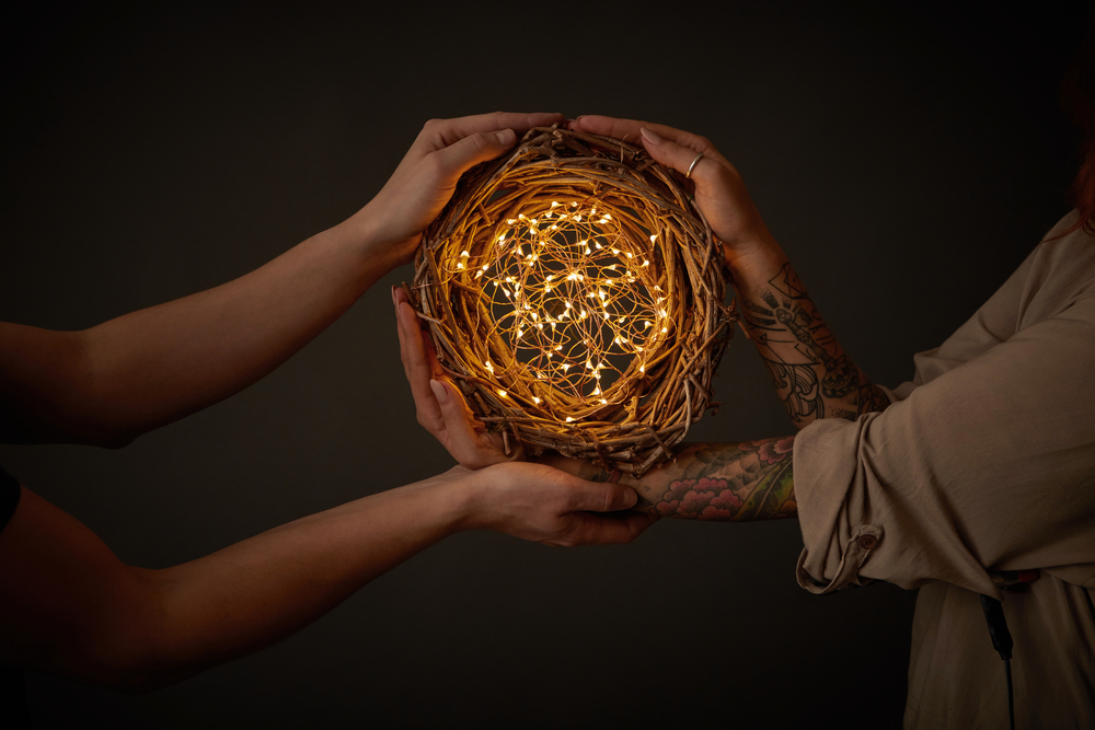 The Circle of Giving