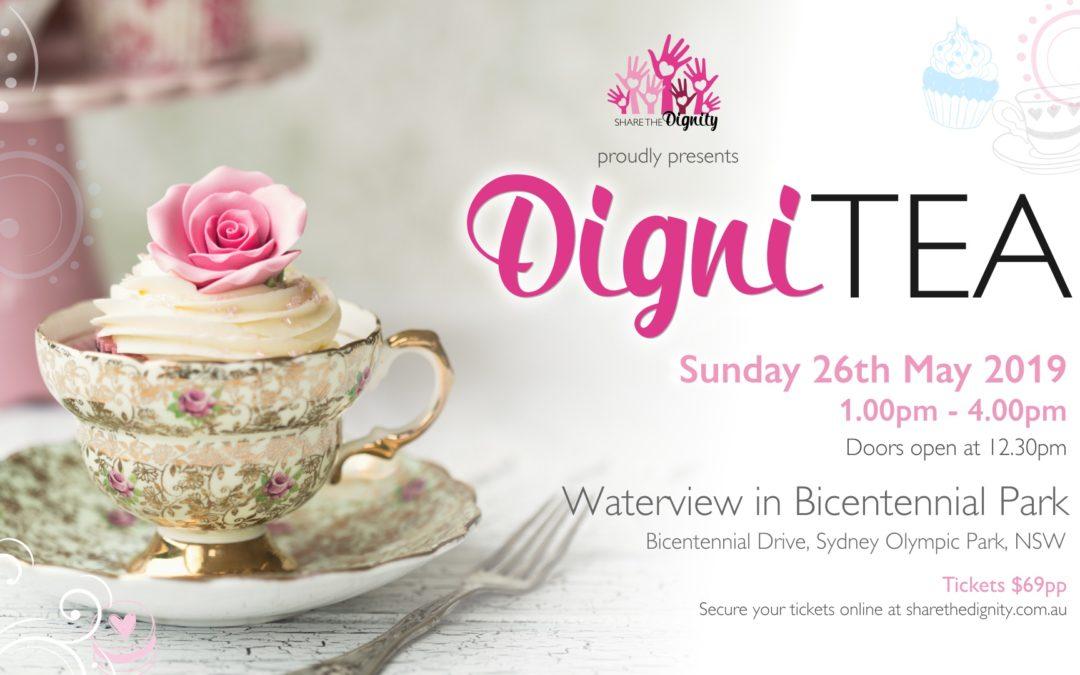 Join WiS at DigniTEA 2019