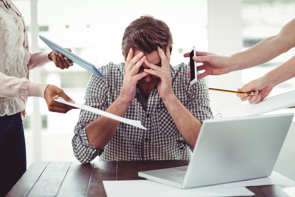 PTSD – Post Traumatic Strata Disorder?
